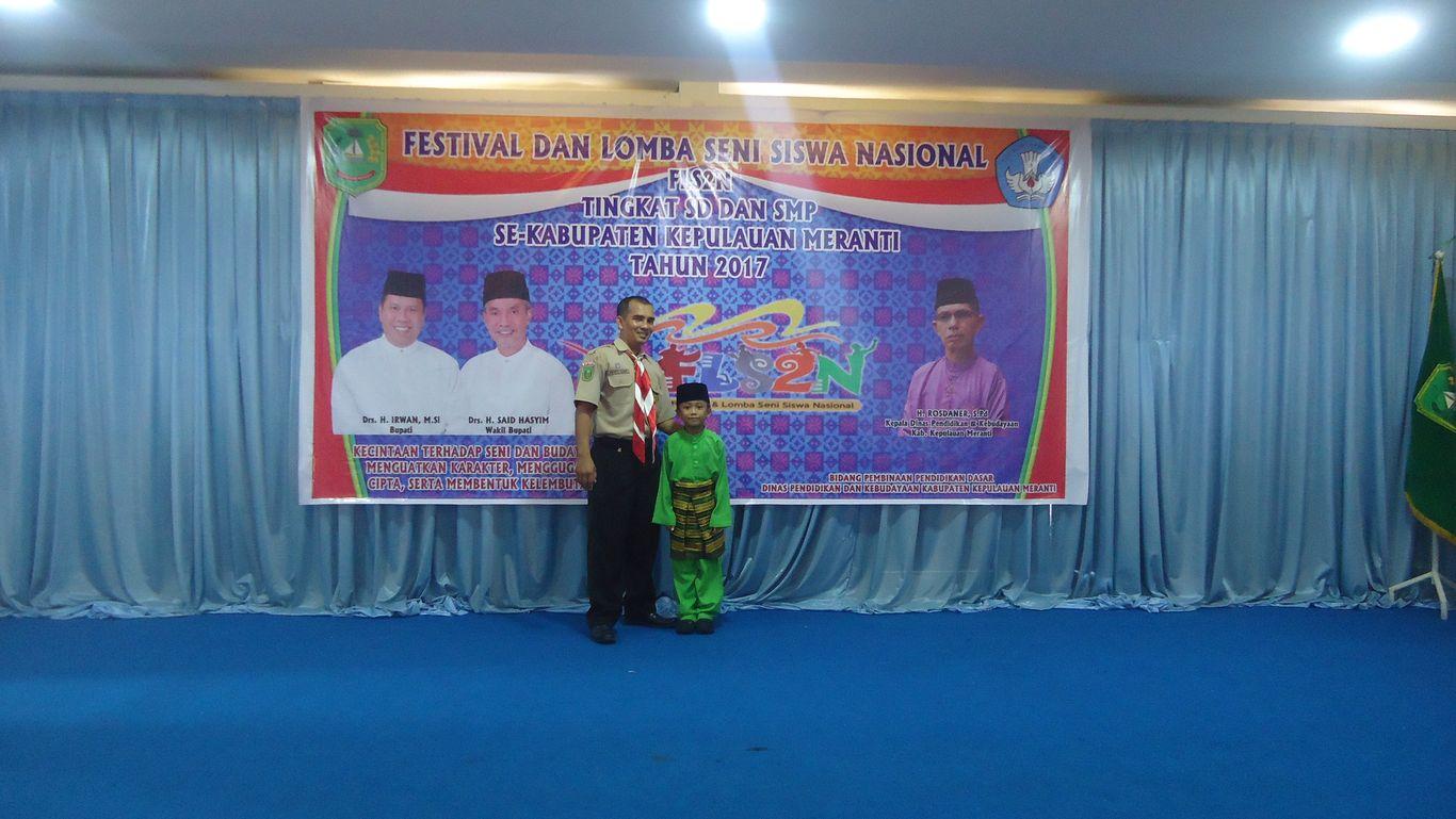 Lomba FL2SN Tingkat Kabupaten Siswa SD