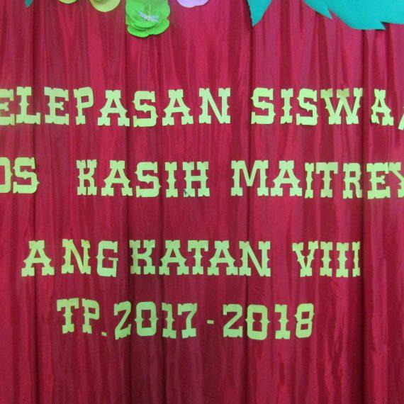 Perpisahan Siswa SD T.P 2017-2018 (G 8)